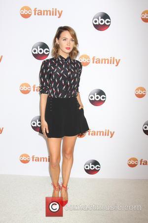 Camilla Luddington - ABC TCA Summer 2015 Party Arrivals at Beverly Hilton Hotel - Beverly Hills, California, United States -...