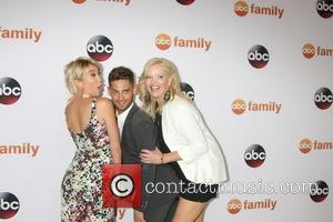 Chelsea Kane, Jean-Luc Bilodeau and Melissa Peterman