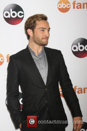 Ed Westwick - ABC TCA Summer 2015 Party Arrivals at Beverly Hilton Hotel - Beverly Hills, California, United States -...