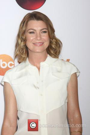 Ellen Pompeo - ABC TCA Summer 2015 Party Arrivals at Beverly Hilton Hotel - Beverly Hills, California, United States -...