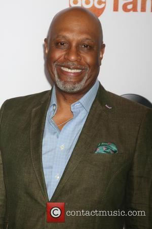 James Pickens Jr - ABC TCA Summer 2015 Party Arrivals at Beverly Hilton Hotel - Beverly Hills, California, United States...