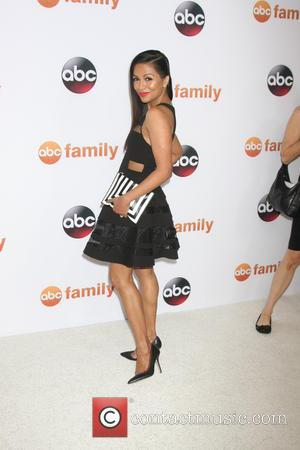 Karen David - ABC TCA Summer 2015 Party Arrivals at Beverly Hilton Hotel - Beverly Hills, California, United States -...