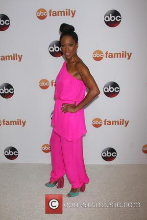 Regina King - ABC TCA Summer 2015 Party Arrivals at Beverly Hilton Hotel - Beverly Hills, California, United States -...