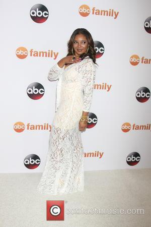 Tamala Jones - ABC TCA Summer 2015 Party Arrivals at Beverly Hilton Hotel - Beverly Hills, California, United States -...