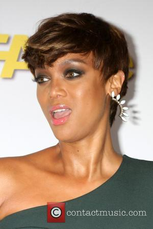 Tyra Banks - ABC TCA Summer 2015 Party Arrivals at Beverly Hilton Hotel - Beverly Hills, California, United States -...