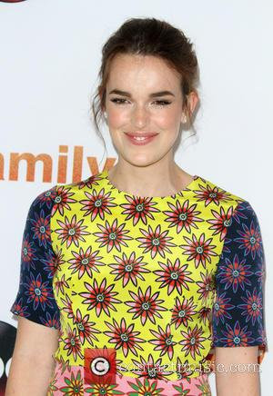 Elizabeth Henstridge - Disney ABC Television Group's 2015 TCA Summer Press Tour held at the Beverly Hilton Hotel - Arrivals...