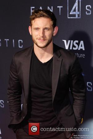 Jamie Bell - New York premiere of 'Fantastic Four' at Williamsburg Cinemas - Red Carpet Arrivals at Williamsburg Cinema -...