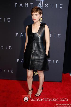 Kate Mara - New York premiere of 'Fantastic Four' at Williamsburg Cinemas - Red Carpet Arrivals at Williamsburg Cinema -...