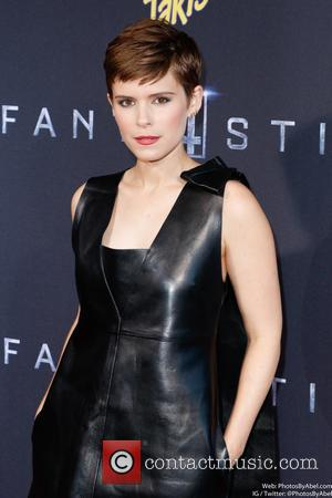 Kate Mara Books Real-life War Hero Role