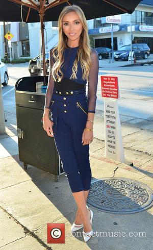Giuliana Rancic - Giuliana Rancic visits Craig's restaurant - Los Angeles, California, United States - Tuesday 4th August 2015