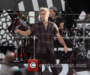 Central Park, Good Morning America, One Direction, Niall Horan