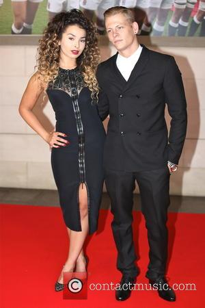 Ella Eyre and Lewi Morgan