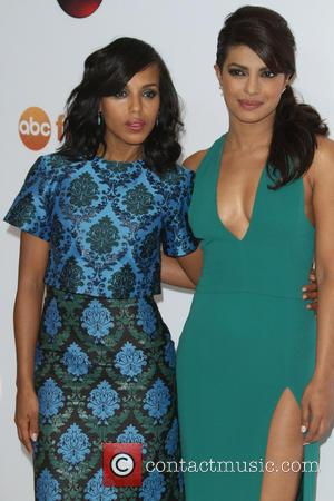 Kerry Washington and Priyanka Chopra