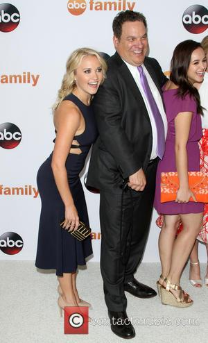 Emily Osment, Jeff Garlin and Hayley Orrantia