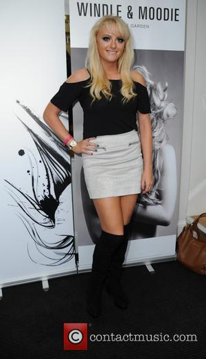 Katie McGlynn - Reuben Creative Manchester launch of a new collaboration between Windle & Moodie along side Ruben Wood -...