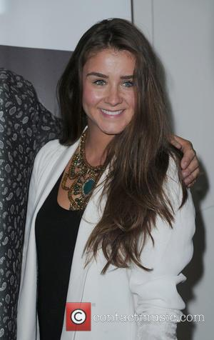 Brooke Vincent - Reuben Creative Manchester launch of a new collaboration between Windle & Moodie along side Ruben Wood -...