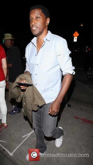 Babyface - Celebrities visit Craig's restaurant - Los Angeles, California, United States - Wednesday 5th August 2015