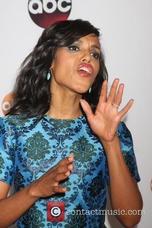 Kerry Washington - ABC TCA Summer 2015 Party Arrivals at Beverly Hilton Hotel - Beverly Hills, California, United States -...