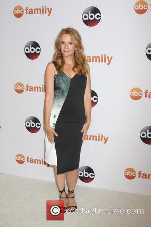 Lea Thompson - ABC TCA Summer 2015 Party Arrivals at Beverly Hilton Hotel - Beverly Hills, California, United States -...
