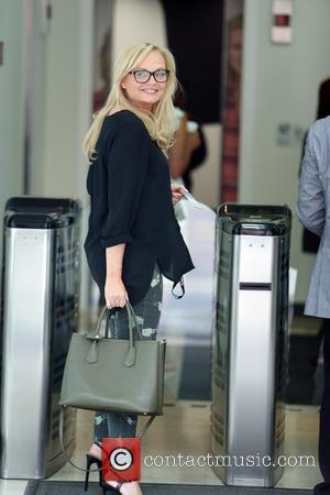 Emma Bunton - Emma Bunton at the ITV studios - London, United Kingdom - Wednesday 5th August 2015