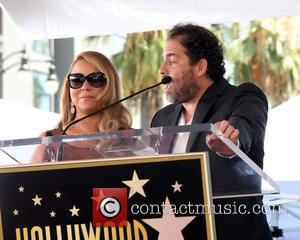 Mariah Carey and Brett Ratner