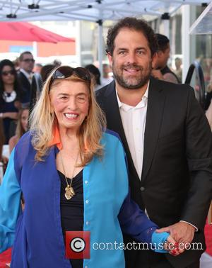 Brett Ratner and Mother