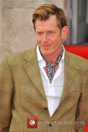 Jason Flemyng - UK film premiere of 'Gemma Bovery' - Arrivals at Summerset House London - London, United Kingdom -...