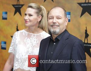 Ruben Blades - Opening night of the Broadway musical Hamilton at the Richard Rodgers Theatre - Arrivals. at Richard Rogers...