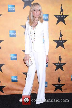 Judith Light - Opening night of the Broadway musical Hamilton at the Richard Rodgers Theatre - Arrivals. at Richard Rodgers...