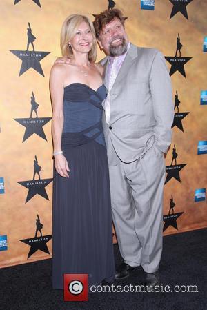 Laurie Eustis and Oskar Eustis