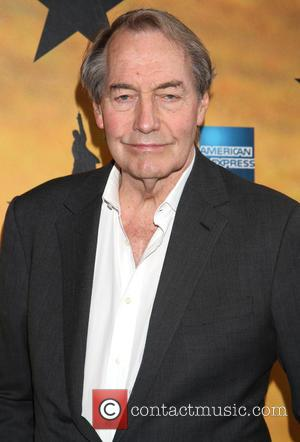 Charlie Rose - Opening night of the Broadway musical Hamilton at the Richard Rodgers Theatre - Arrivals. at Richard Rodgers...