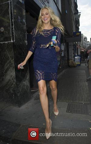stephanie pratt - Very Summertime Launch Party at Phonica Soho - London, United Kingdom - Thursday 6th August 2015