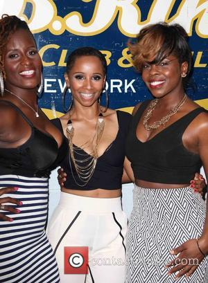 Treena Ferebee, Vivian Green and Tracey Preston