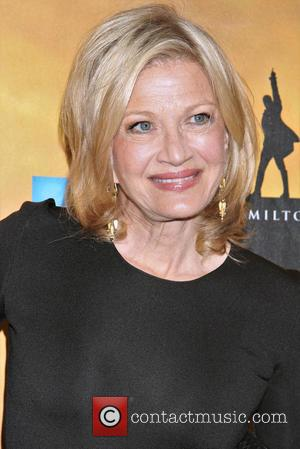 Diane Sawyer - Opening night of the Broadway musical 'Hamilton' held at the Richard Rodgers Theatre - Arrivals at Richard...