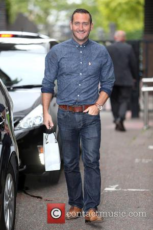 Will Mellor - Will Mellor outside ITV Studios - London, United Kingdom - Thursday 6th August 2015