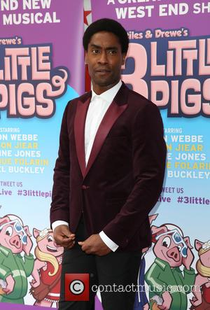Simon Webbe - The West End Premiere of The 3 Little Pigs held at the Palace Theatre - Arrivals at...