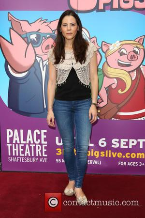 Elaine Cassidy - The West End Premiere of The 3 Little Pigs held at the Palace Theatre - Arrivals at...