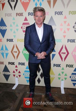 Gordon Ramsay - Fox Summer TCA All-Star party at SOHO HOUSE - West Hollywood, California, United States - Friday 7th...