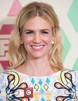 January Jones - Celebrities attend 2015 Television Critics Association Summer Press Tour - FOX All-Star Party at Soho House. at...