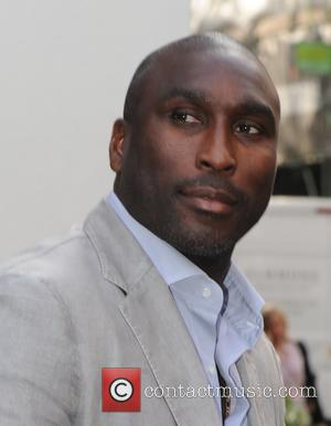 Sol Campbell - Sol Campbell seen out and about in London - London, United Kingdom - Friday 7th August 2015