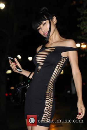 Bai Ling - Celebrity Sightings in Hollywood - Los Angeles, California, United States - Friday 7th August 2015
