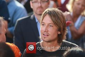 Keith Urban - Keith Urban performs live on the 'Today' show's Toyota Concert Series at Rockefeller Plaza at Rockefeller Plaza...