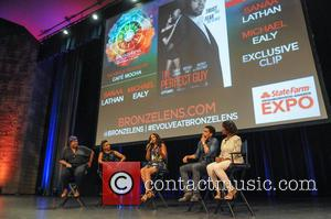 Loni Love, MC Lyte, Sanaa Lathan, Michael Ealy and Angelique Perrin