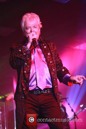 Air Supply - Air Supply performing live at the Valley Forge Music Fair - Philadelphia, Pennsylvania, United States - Friday...