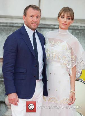Guy Ritchie and Jaqui Ainsley
