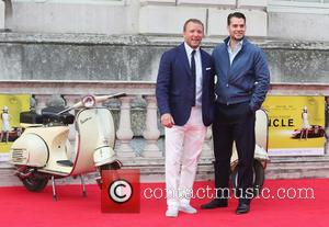 Guy Ritchie , Henry Cavill - Film4 Summer Screening - 'The Man From U.N.C.L.E' - People's Premiere held at Somerset...