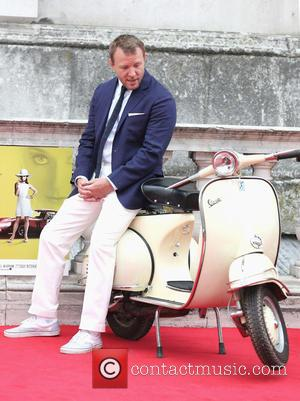 Guy Ritchie - Film4 Summer Screening - 'The Man From U.N.C.L.E' - People's Premiere held at Somerset House in London...