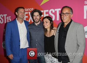 Trevor Groth, Jason Reitman, Guest and John Cooper