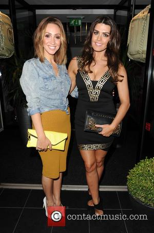 Carolynne Poole and Lucy-Jo Hudson