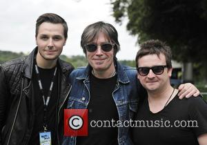 Little Eye and Justin Currie